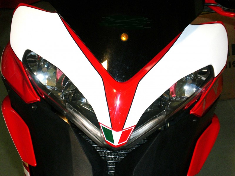 about decal sticker kit headlight fairing for Ducati Multistrada 1200