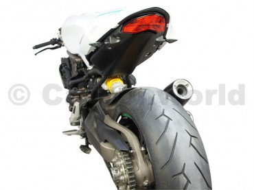 Blinkerkappen Carbon matt für Ducati Monster 821 1200 – Bild 7